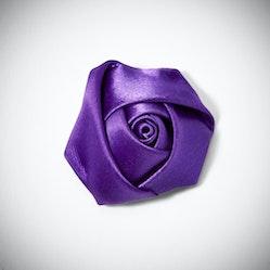 Viola Rose Lapel Pin