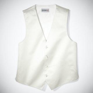 Ivory Vest