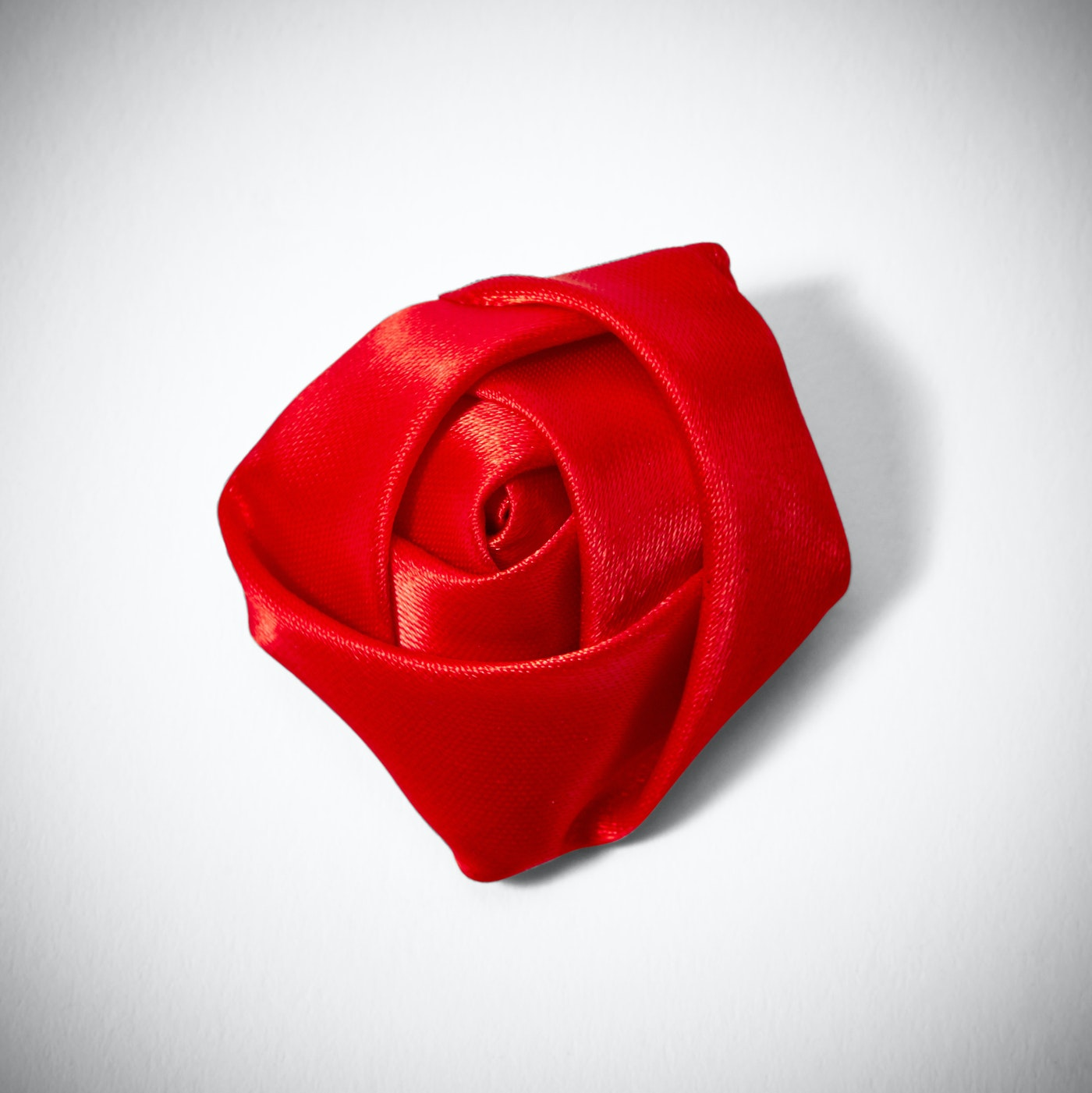 Ruby Rose Lapel Pin