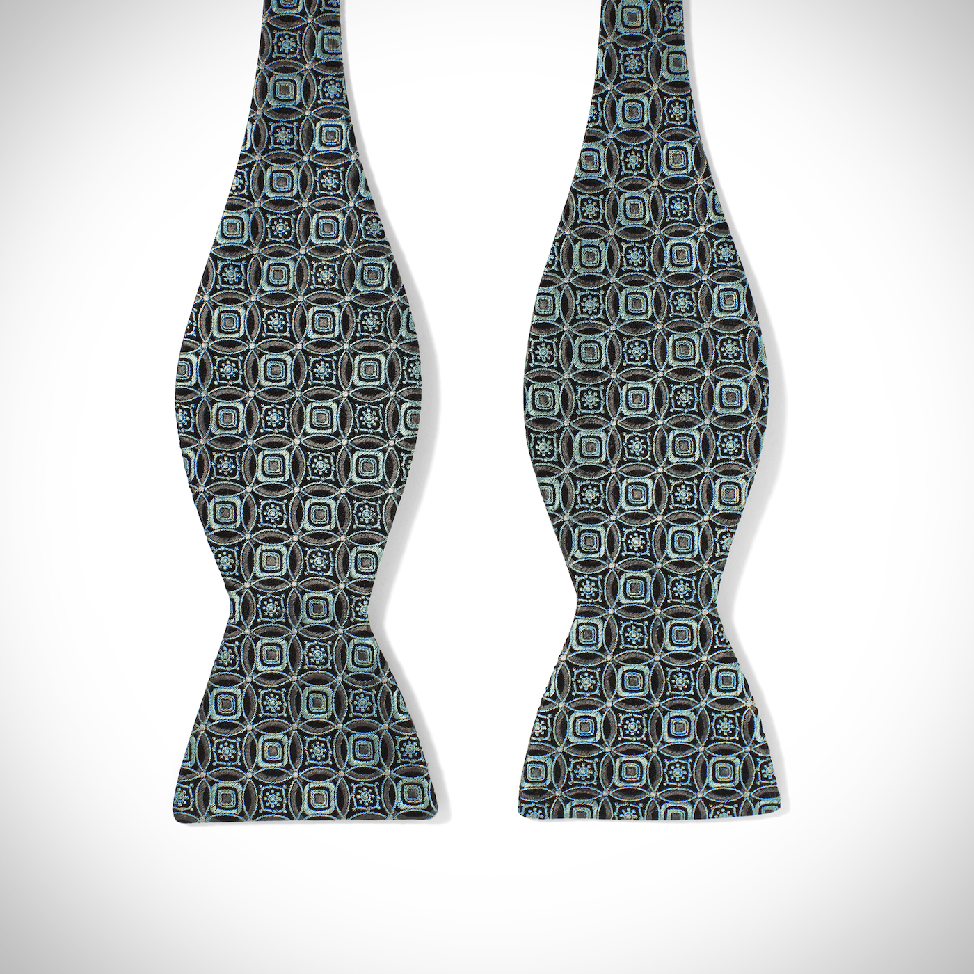 Mint Connection Bow Tie