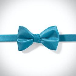 Pacific Blue Pre-Tied Bow Tie
