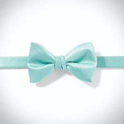 Tiffany Blue Pre-Tied Bow Tie