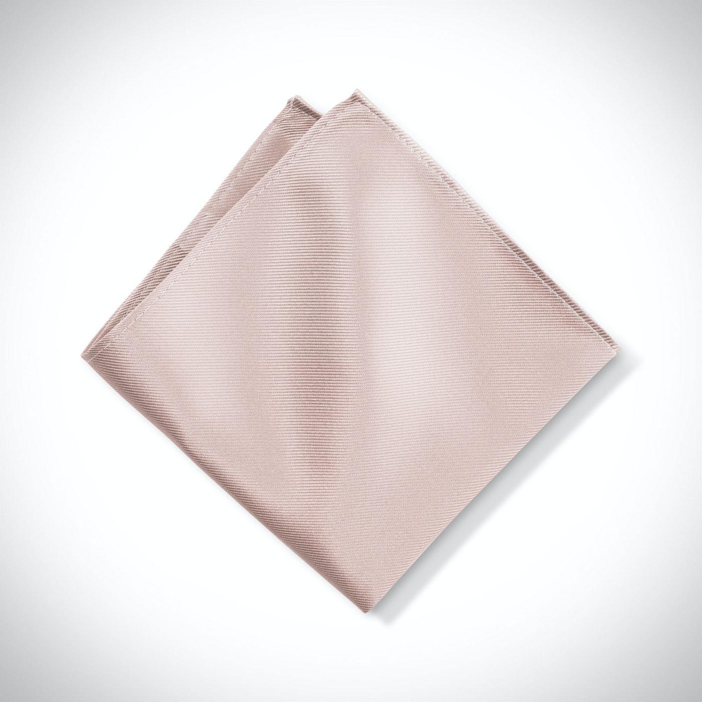 Biscotti Color Pocket Square