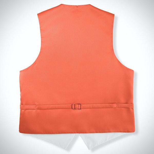 Dark Orange Vest