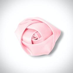 Pink Rose Lapel Pin