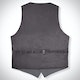 Iron Gray Tailored Suit Vest