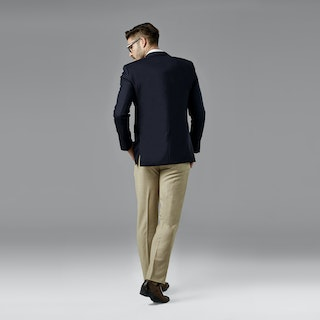 Oxford Navy Blazer