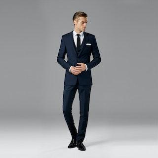 Navy-Blue Suit Rental | Navy Wedding Suit | Generation Tux
