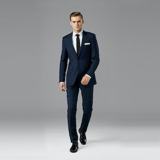 Navy-Blue Suit Rental | Navy Wedding Suit | Generation Tux