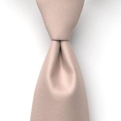 Rose Gold Solid Pre-Tied Tie