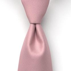 Dusty Rose Solid Pre-Tied Tie