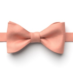 Salmon Pre-Tied Bow Tie