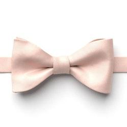 Blush Pre-Tied Bow Tie