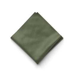 Olive Pocket Square