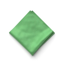 Kelly Green Pocket Square