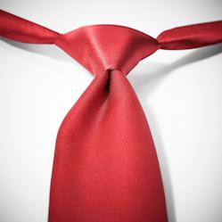 Ruby Valentina Pre-Tied Tie