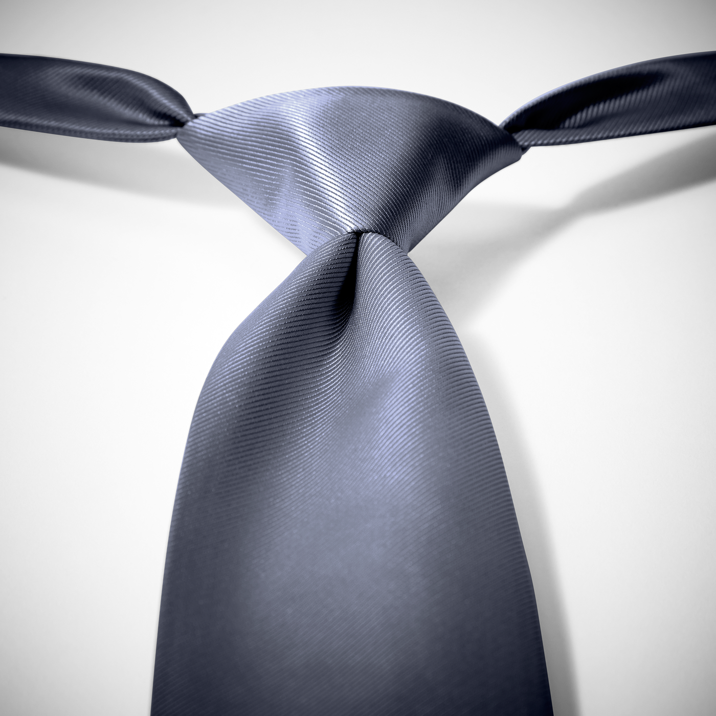 Charcoal Pre-Tied Tie