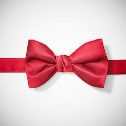 Ruby Valentina Pre-Tied Bow Tie