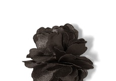Pewter Carnation Lapel Pin