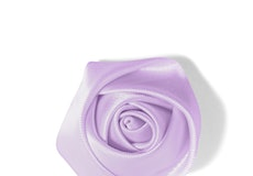 Lilac Rose Lapel Pin