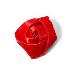 Ruby Rose Lapel Pin