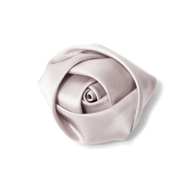 Biscotti Rose Lapel Pin