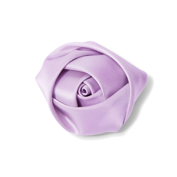 Bouquet Rose Lapel Pin