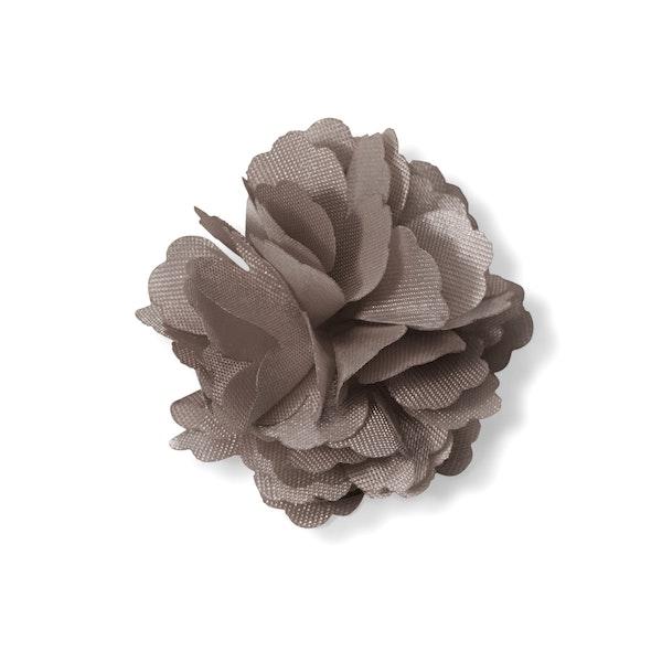 Portobello Carnation Lapel Pin