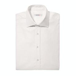 Ivory Spread Collar Shirt