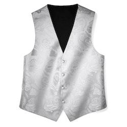 Platinum Paisley Vest