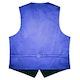 Royal Blue Paisley Vest