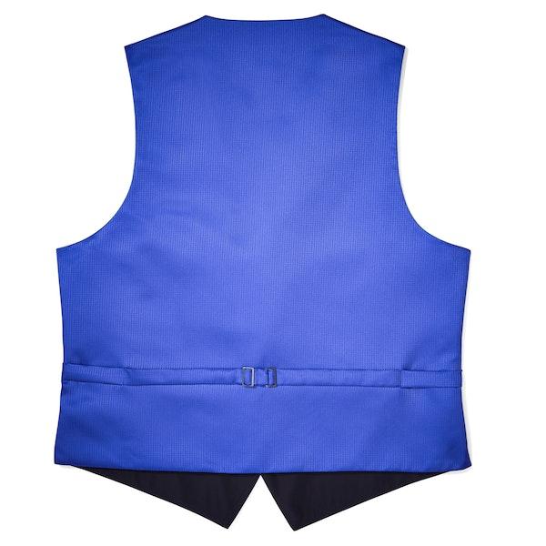 Royal Blue Vest