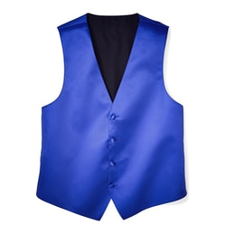 Royal Blue Vest