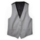 Light Gray Tux Vest