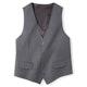 Iron Gray Suit Vest