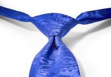 Horizon Paisley Pre-Tied Tie