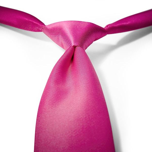 Begonia Pre-Tied Tie