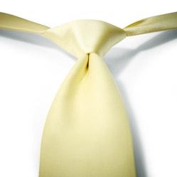 Canary Pre-Tied Tie