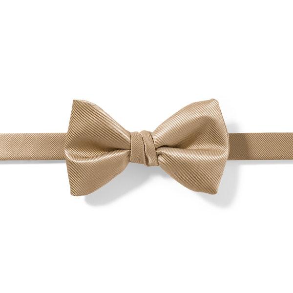 Toffee Pre-Tied Bow Tie