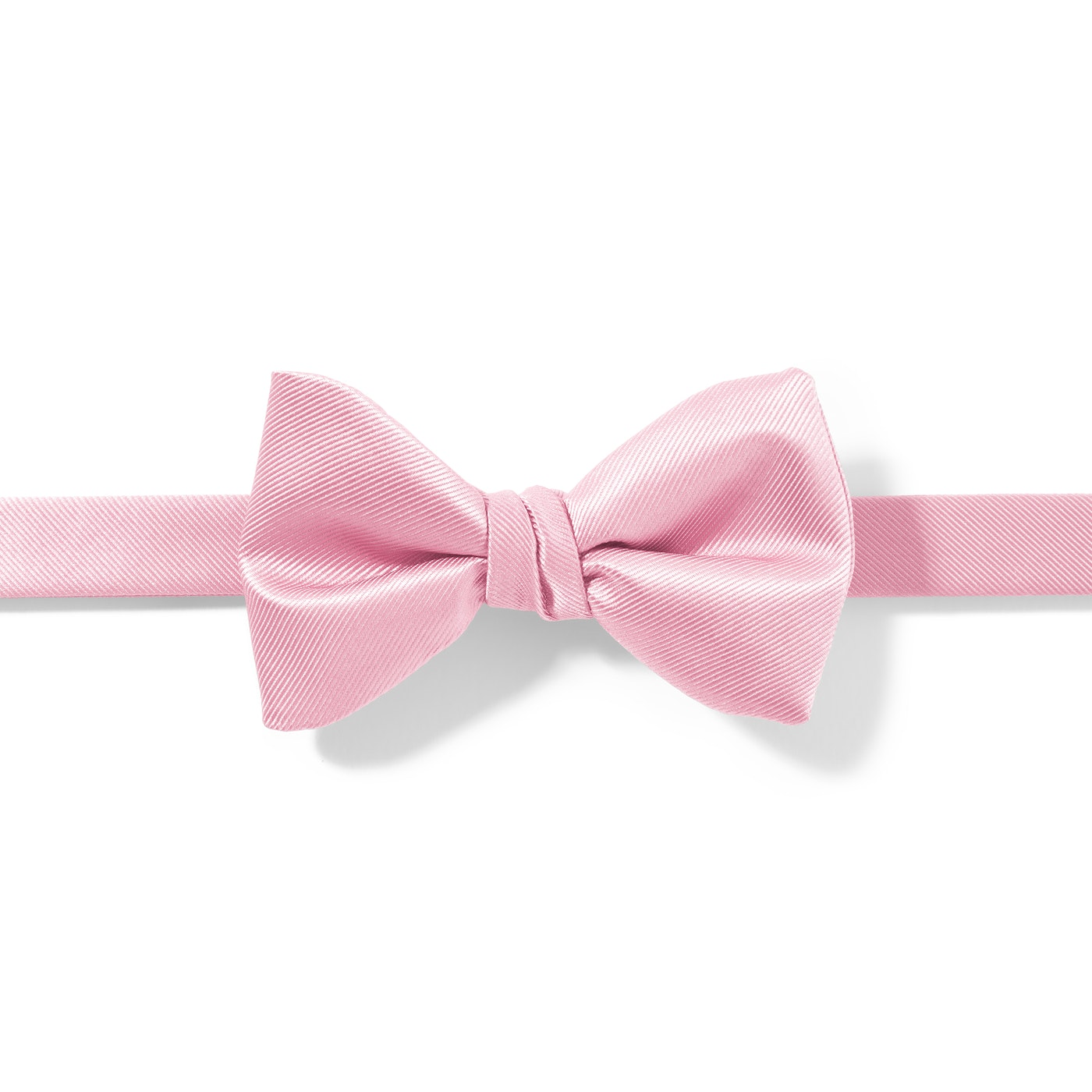 Tickled-Pink Pre-Tied Bow Tie