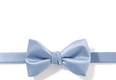 Ice Blue Pre-Tied Bow Tie
