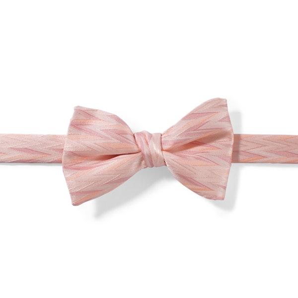 Petal Zig Zag Pre-Tied Bow Tie