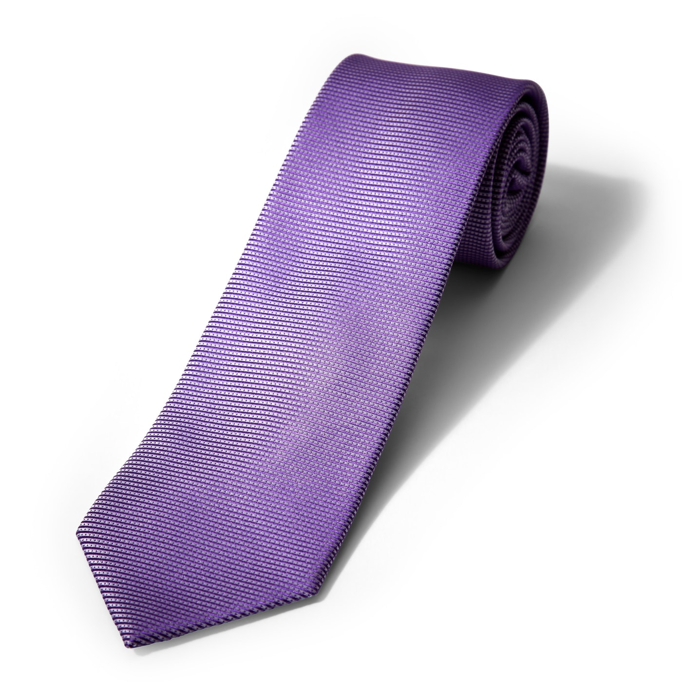 Iridescent Lilac Dobby Tie