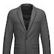Charcoal Gray Notch Lapel Tuxedo