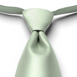 Meadow Solid Pre-Tied Tie