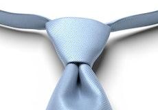 Wedgewood Solid Pre-Tied Tie