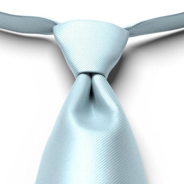Capri Solid Pre-Tied Tie