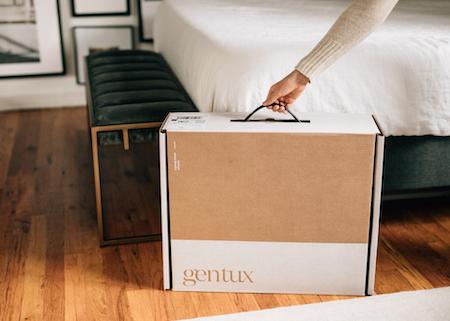 Generation Tux box in bedroom