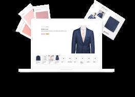 Generation Tux Suit Style Builder
