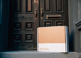 Generation Tux box delivered onto doorstep.